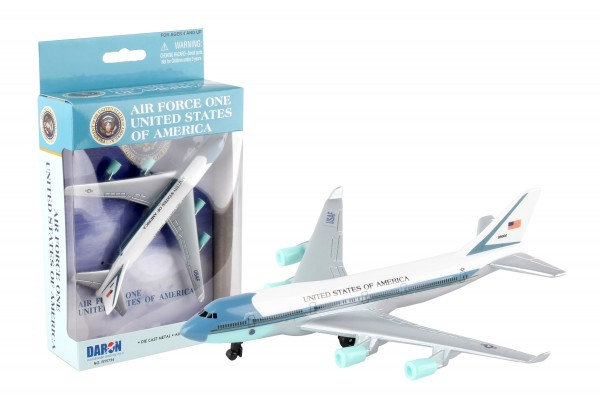 Air Force One Single Toyplane