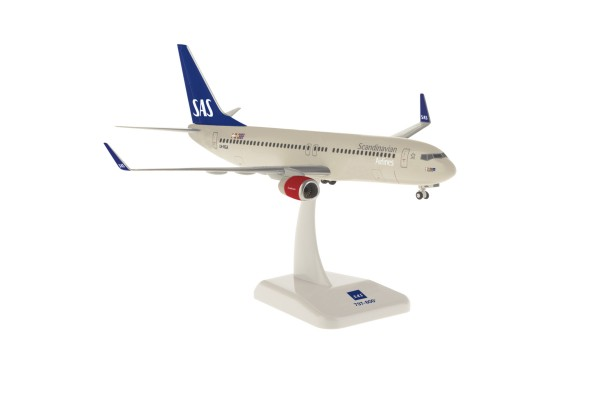 Boeing 737-800WW Scandinavian Airlines (SAS) LN-RGA Scale 1:200
