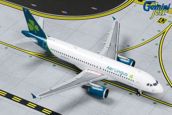Airbus A320-200 Aer Lingus Scale 1/400
