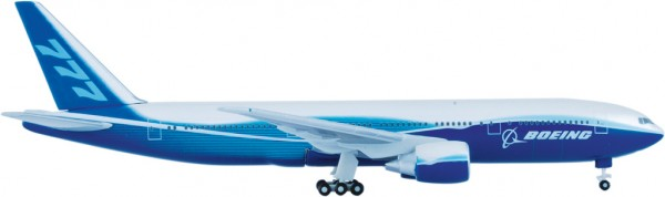 Boeing 777-200LR House Color Scale 1:500