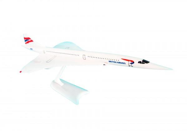 Concorde British Airways Scale 1/250