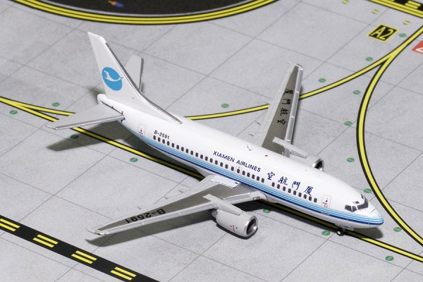 Boeing 737-500 Xiamen Airlines B-2591 Scale 1/400