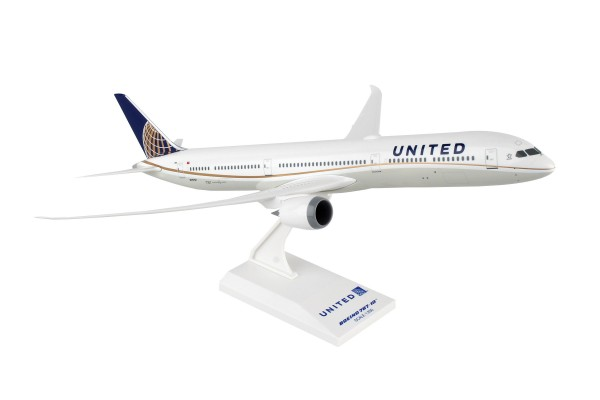 Boeing 787-10 United Airlines Scale 1/200