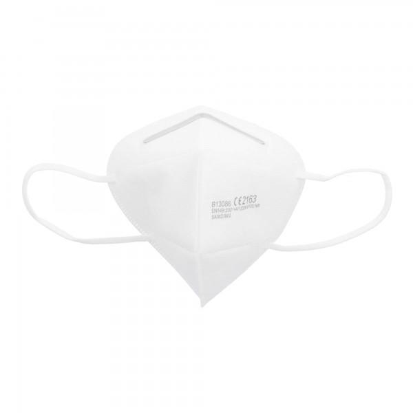 hochwertige SAMDING Premium Atemschutzmaske Typ FFP2 / DIN EN 149:2001 geprüft einzeln verpackt