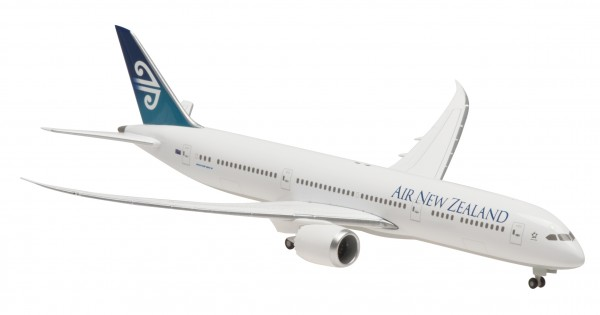 Boeing 787-9 Air New Zealand Ground Configuration Scale 1:400
