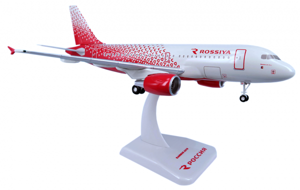 Airbus A319-100 Rossiya Airlines Scale 1:200 w/G