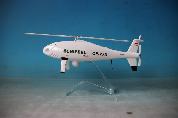 "Schiebel Camcopter S-100 ""white"" Scale 1/16"
