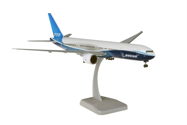 Boeing 777-300ER House Color new livery 2019 Scale 1:200