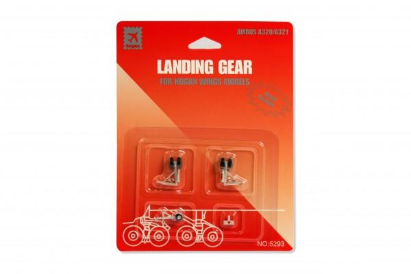 Fahrwerk / Landing gear A320 /A321 Series for Hogan Wings Models