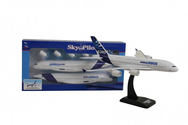 Airbus A380 House Color Model Kit 1/300