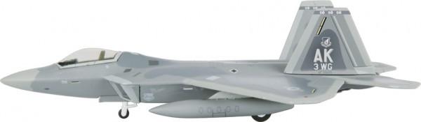 Lockheed Martin F-22A Raptor USAF 3rd FW Scale 1/200