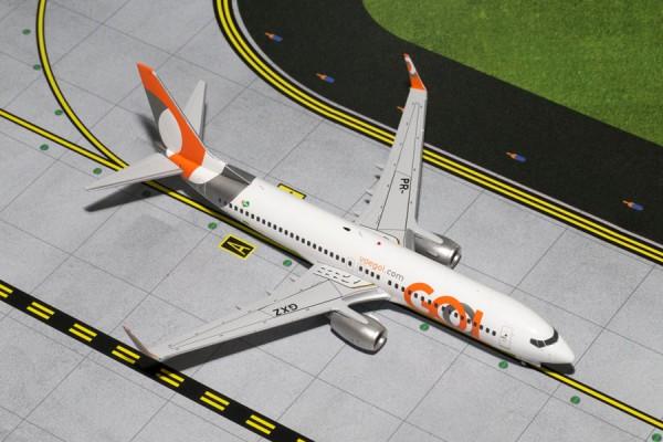 Boeing 737-800 Gol Linhas Aeras PR-GXZ Scale 1/200