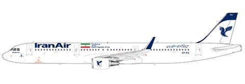 Airbus A321 Iran Air EP-IFA Scale 1/200 #