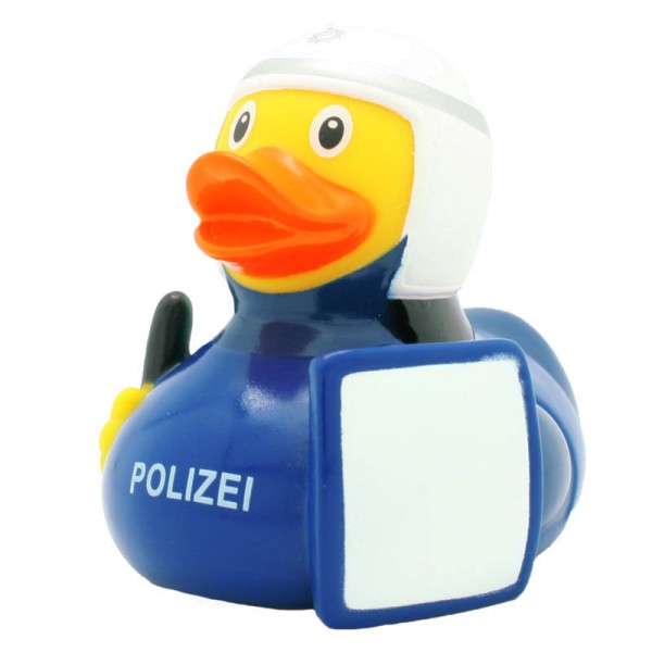 """Quietsche-Ente """"Bereitschaftspolizei"""" / Rubber duck """"Task Force Officer"""""""